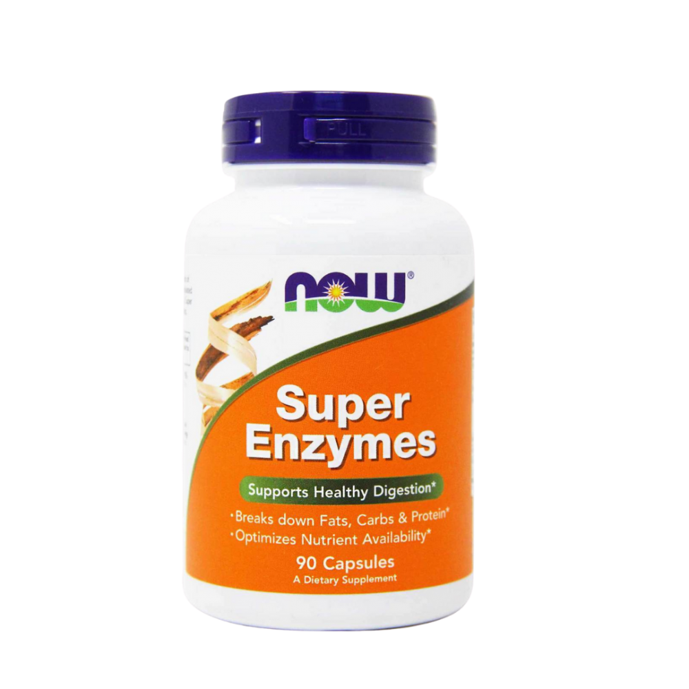 NOW Foods – Super Enzymes
