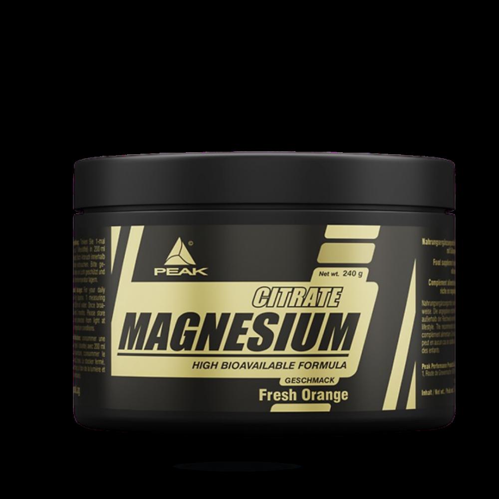 Peak - Magnesium Citrat