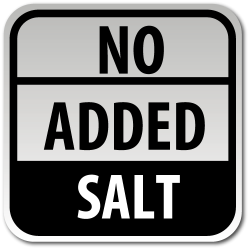 NO_ADDED_SALT