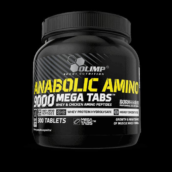 Olimp - Anabolic Amino 9000 Mega Tabs