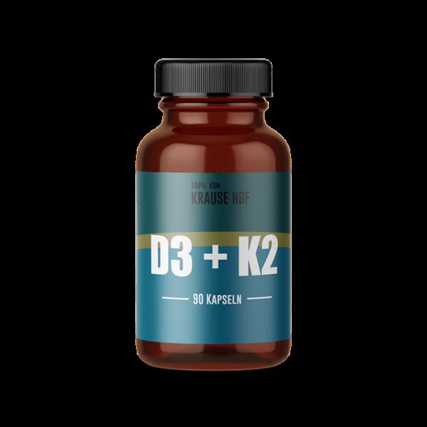 Krause Hof - Vitamin D3+K2