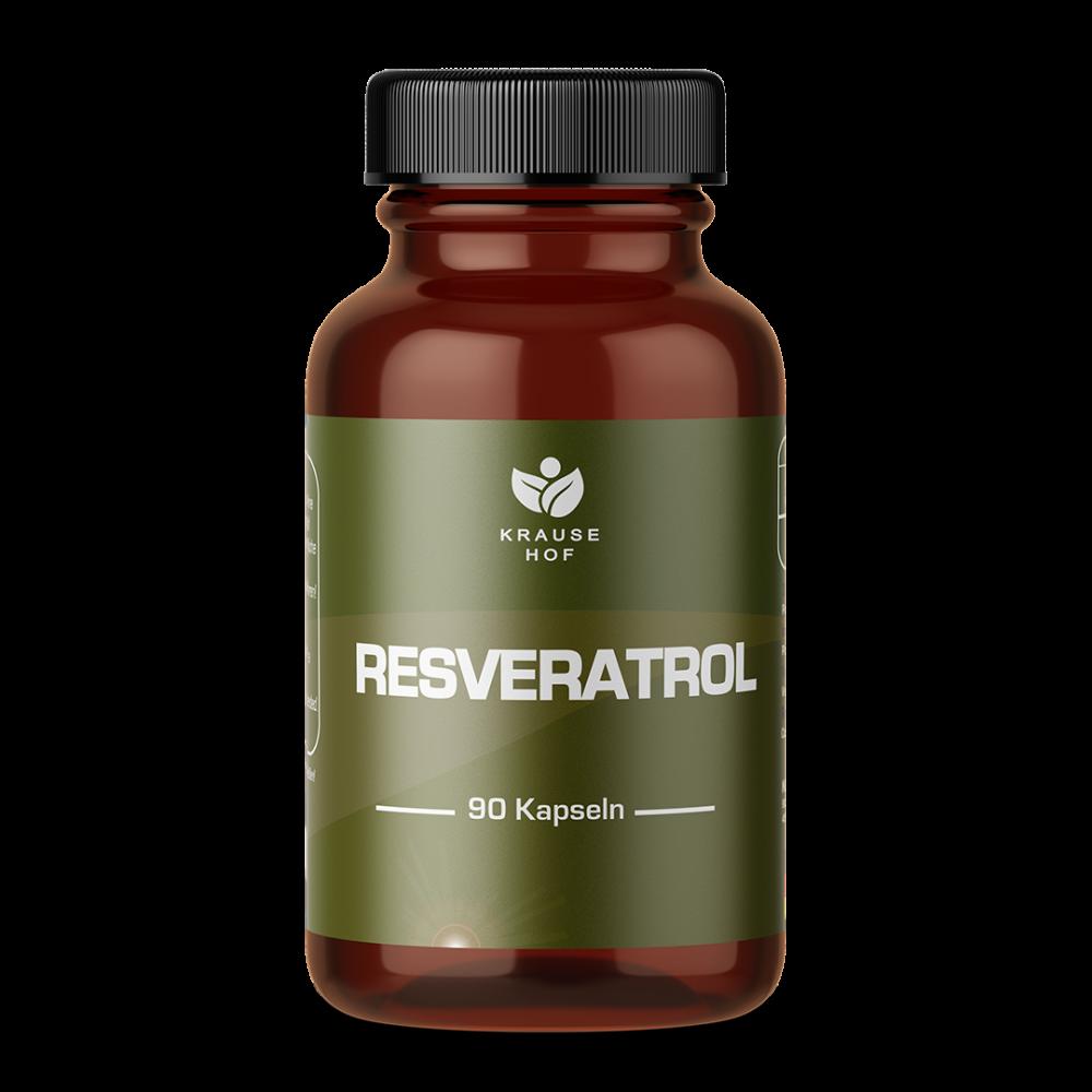 Krause Hof - Resveratrol 98% - 500mg