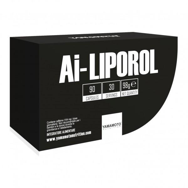 Yamamoto Nutrition -  Ai-Liporol  180 Caps