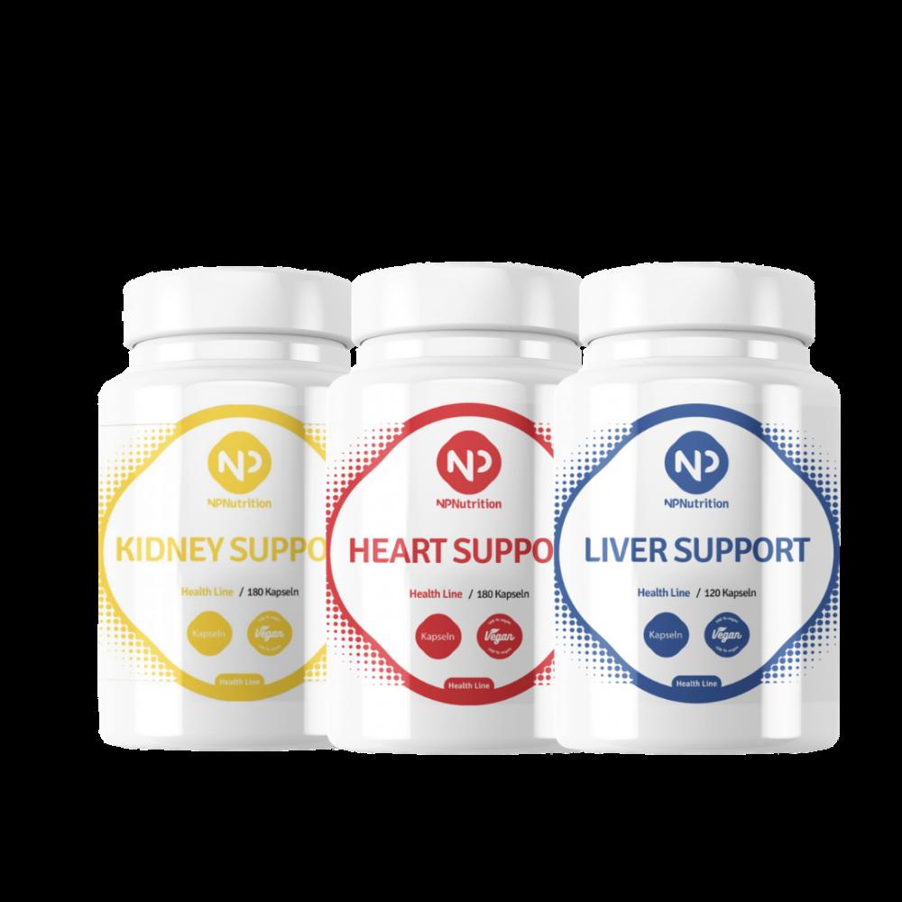 NP Nutrition - Kombipaket - Health Line