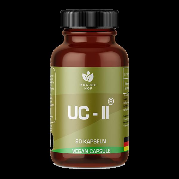 Krause Hof - UC-II® undenaturiert Typ 2 Collagen