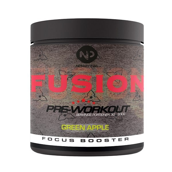 NP Nutrition - Fusion Pre workout Booster
