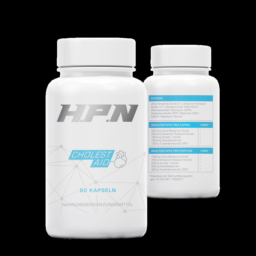 HPN - Cholest Aid – 90 Kapseln