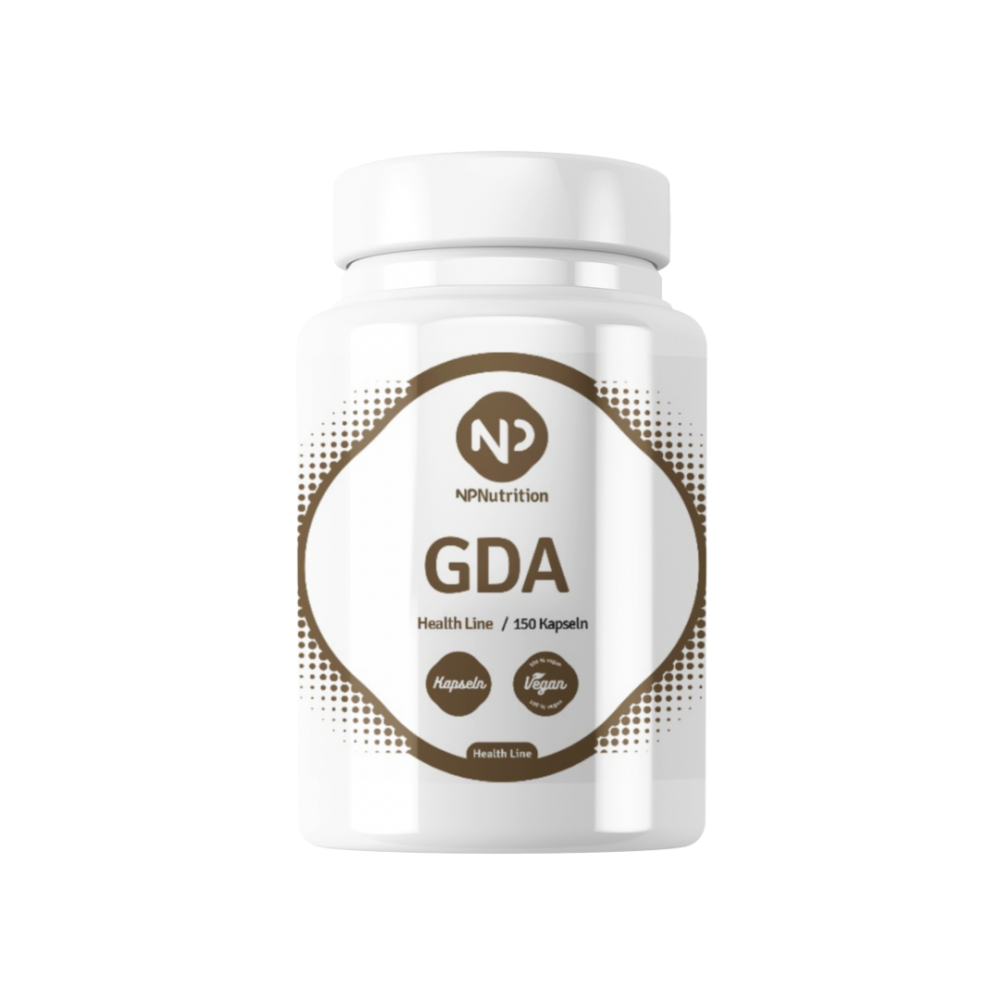 NP Nutrition - GDA