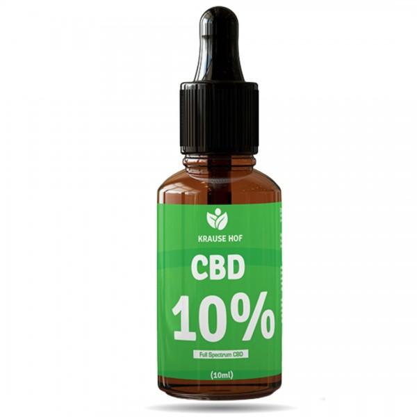 Krause Hof -CBD Öl 10%  - 10 ml
