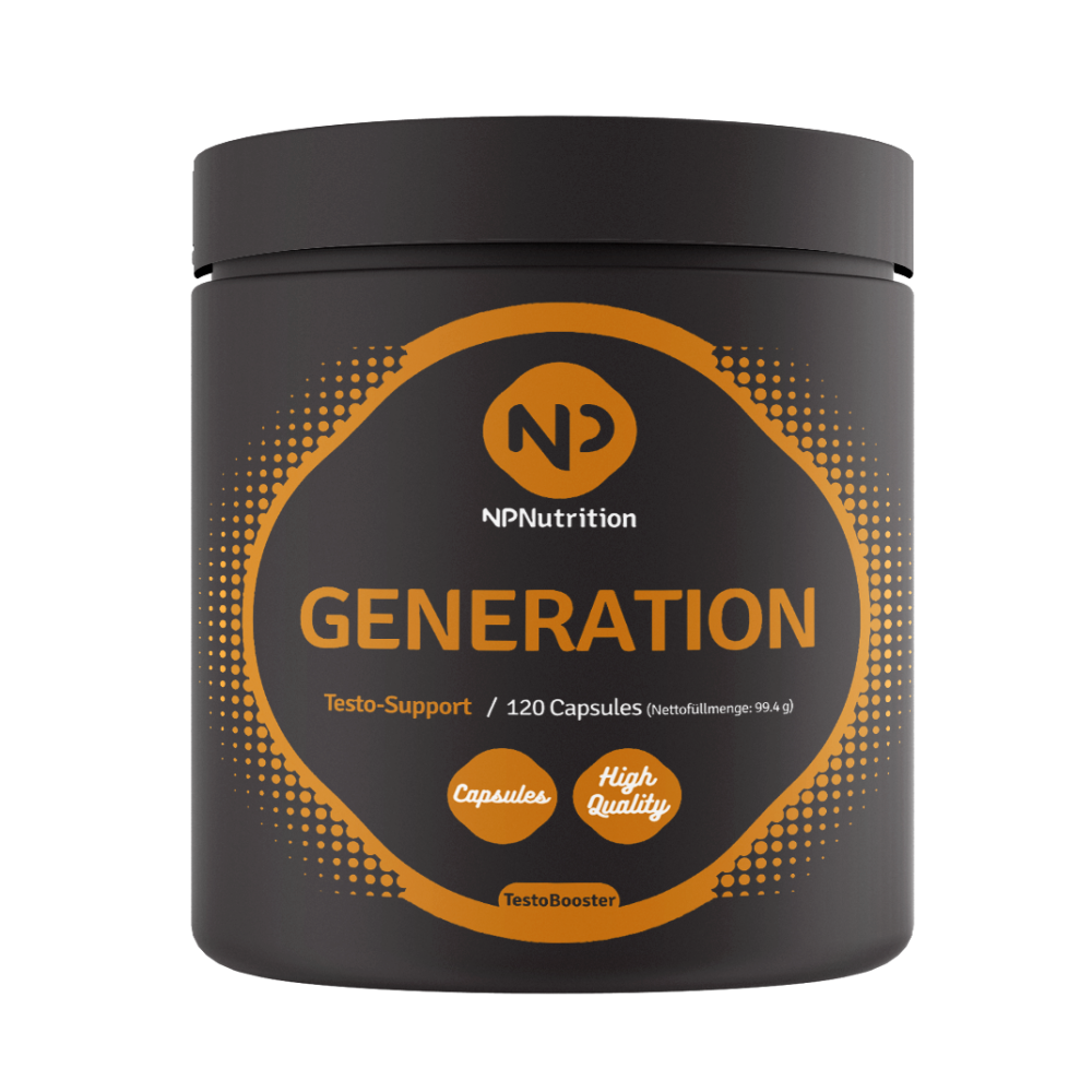 NP Nutrition - Generation