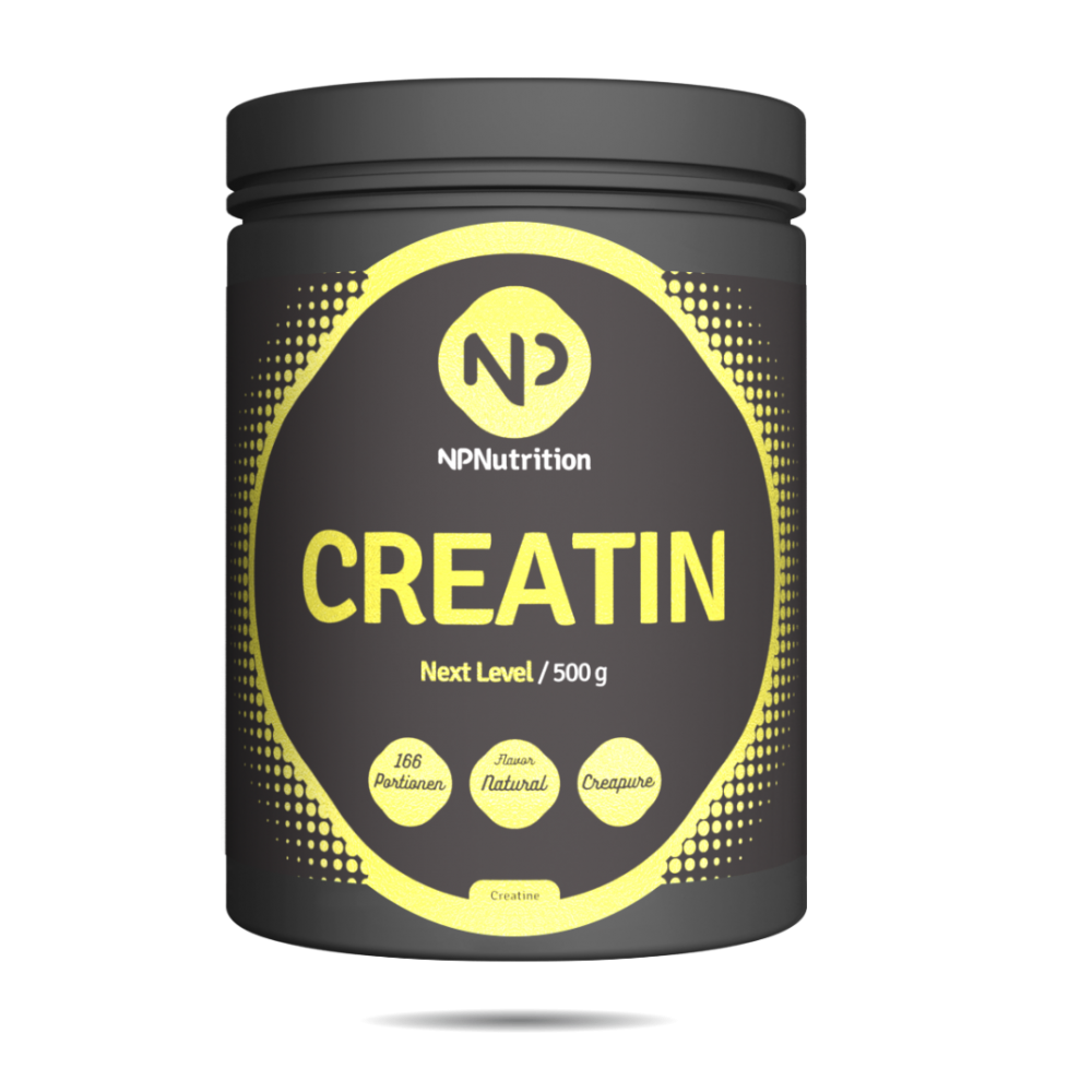 NP Nutrition - Creapure Excellence Pulver