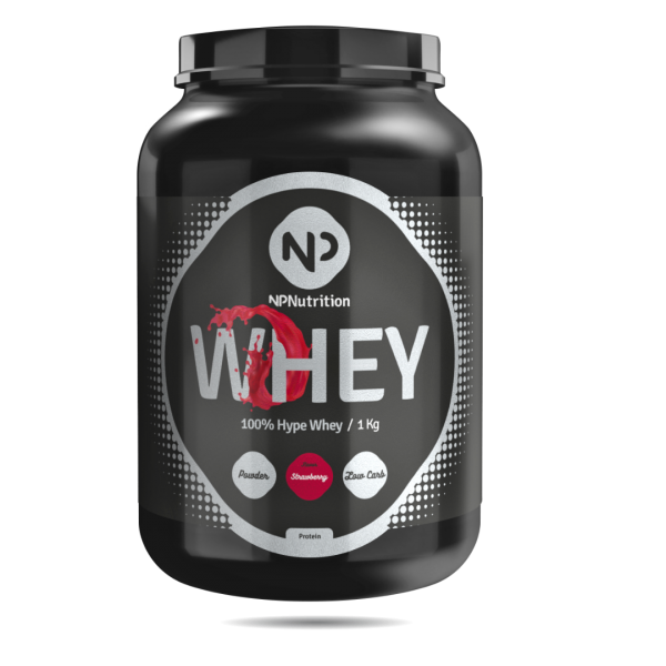 NP Nutrition - 100% Hype Whey