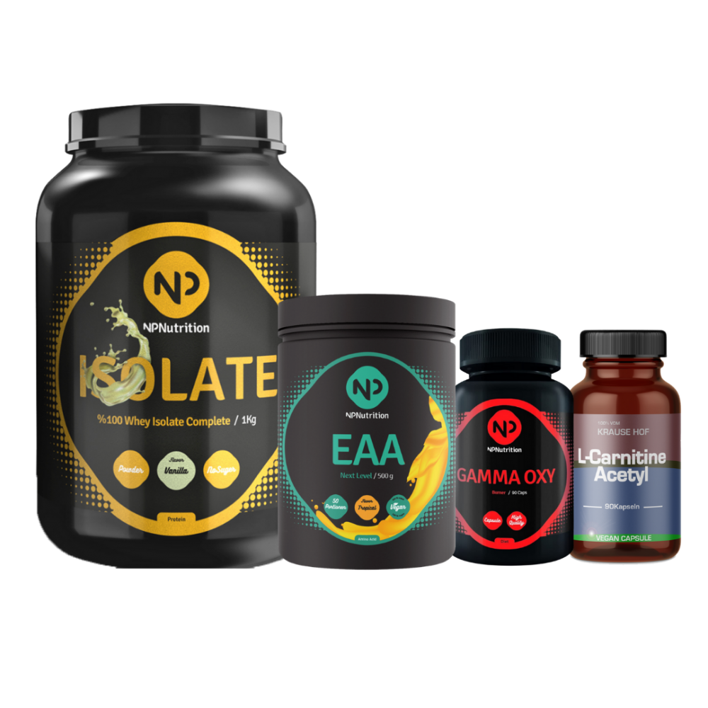 NP Nutrition - Diät Paket