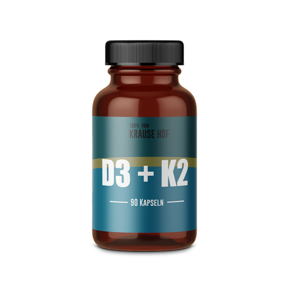 Krause Hof - Vitamin D3+K2