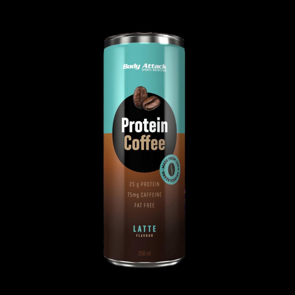 Body Attack - Protein Coffee