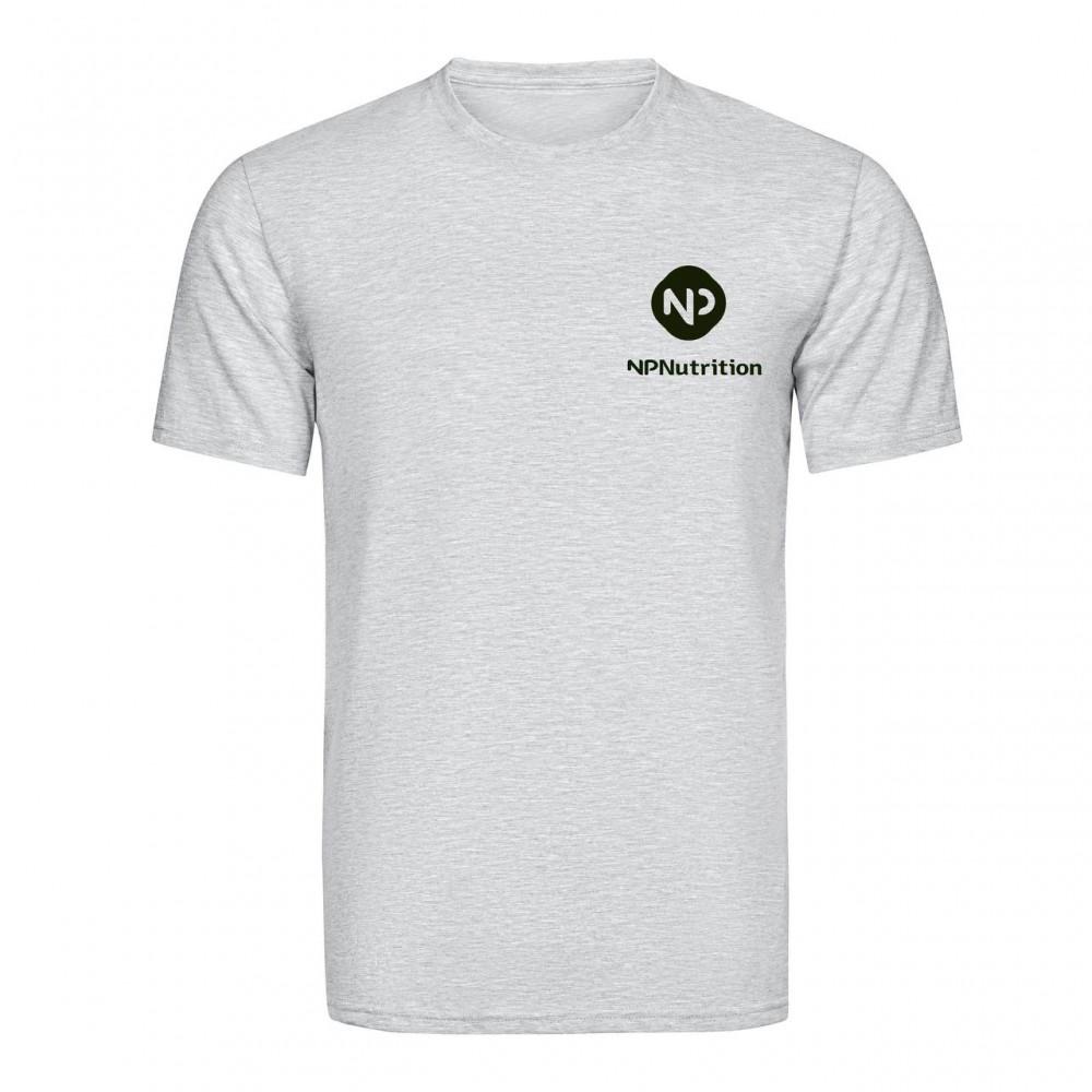 NP Nutrition - T-Shirt - Grau
