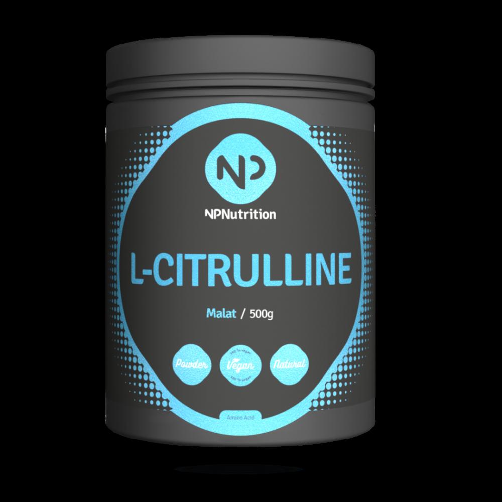 NP Nutrition - Citrullin Malat