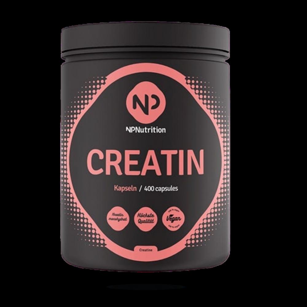 NP Nutrition - Creatin Excellence Kapseln