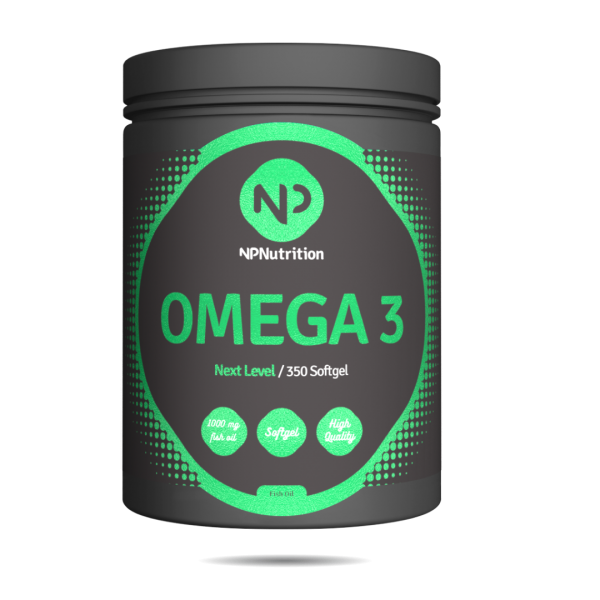 NP Nutrition - Omega3 Softgels