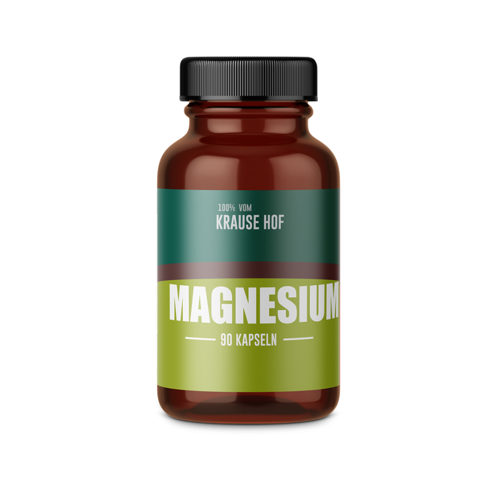Krause Hof - Magnesiumcitrat Kapseln