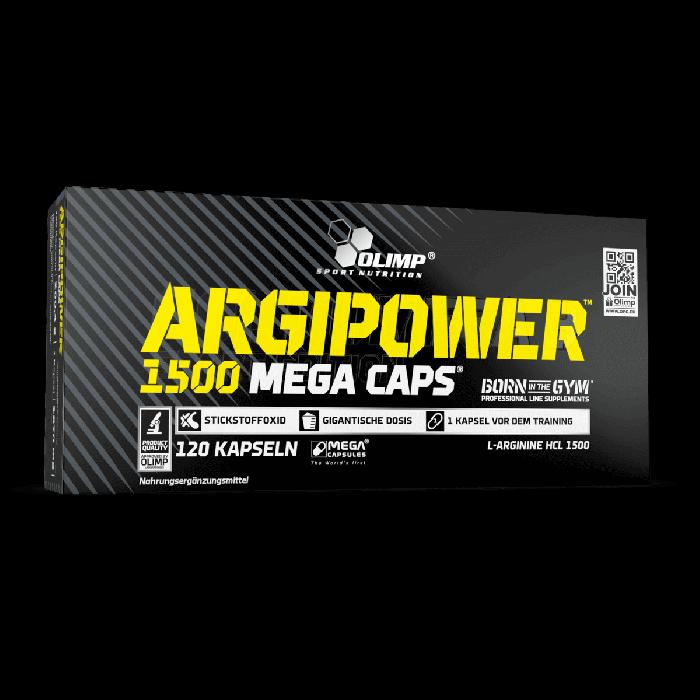 Olimp - Argipower 1500 Mega Caps
