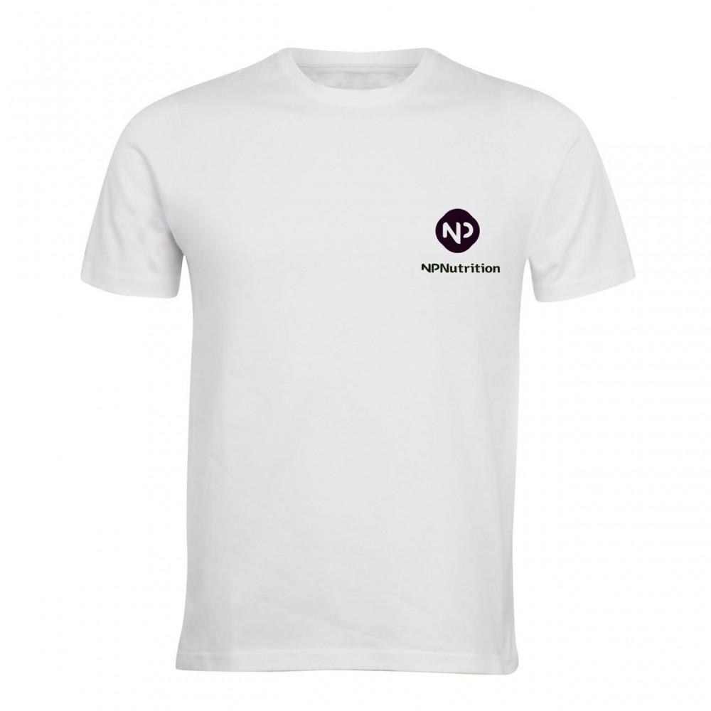 NP Nutrition - T-Shirt - Weiß