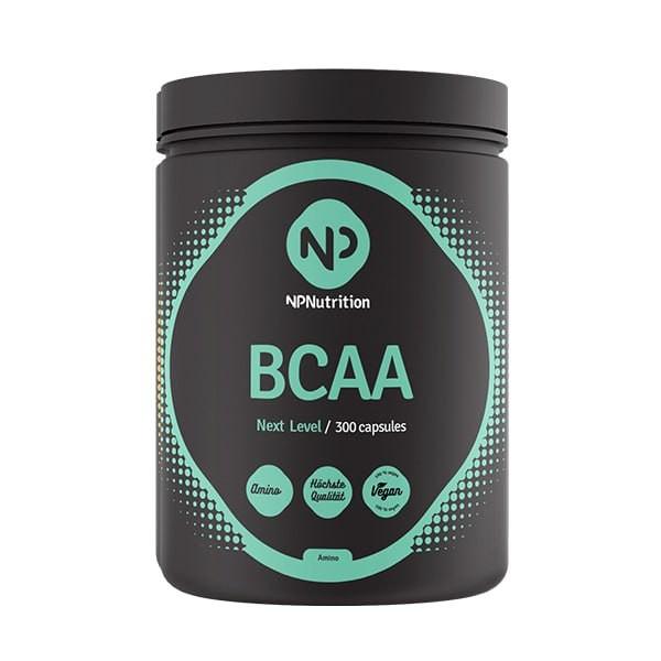 NP Nutrition - BCAA Kapseln