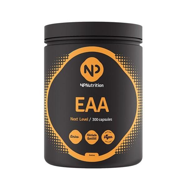 NP Nutrition - EAA Kapseln - MAP Formel