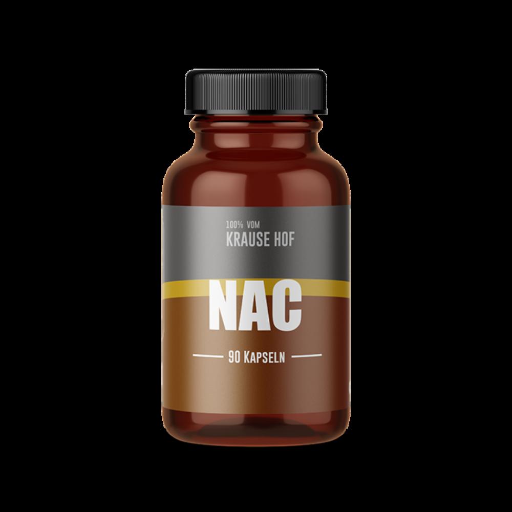 Krause Hof - NAC - N-Acetyl-Cystein