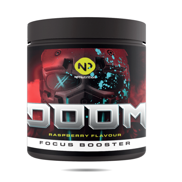 NP Nutrition - Doom Pre Workout Booster