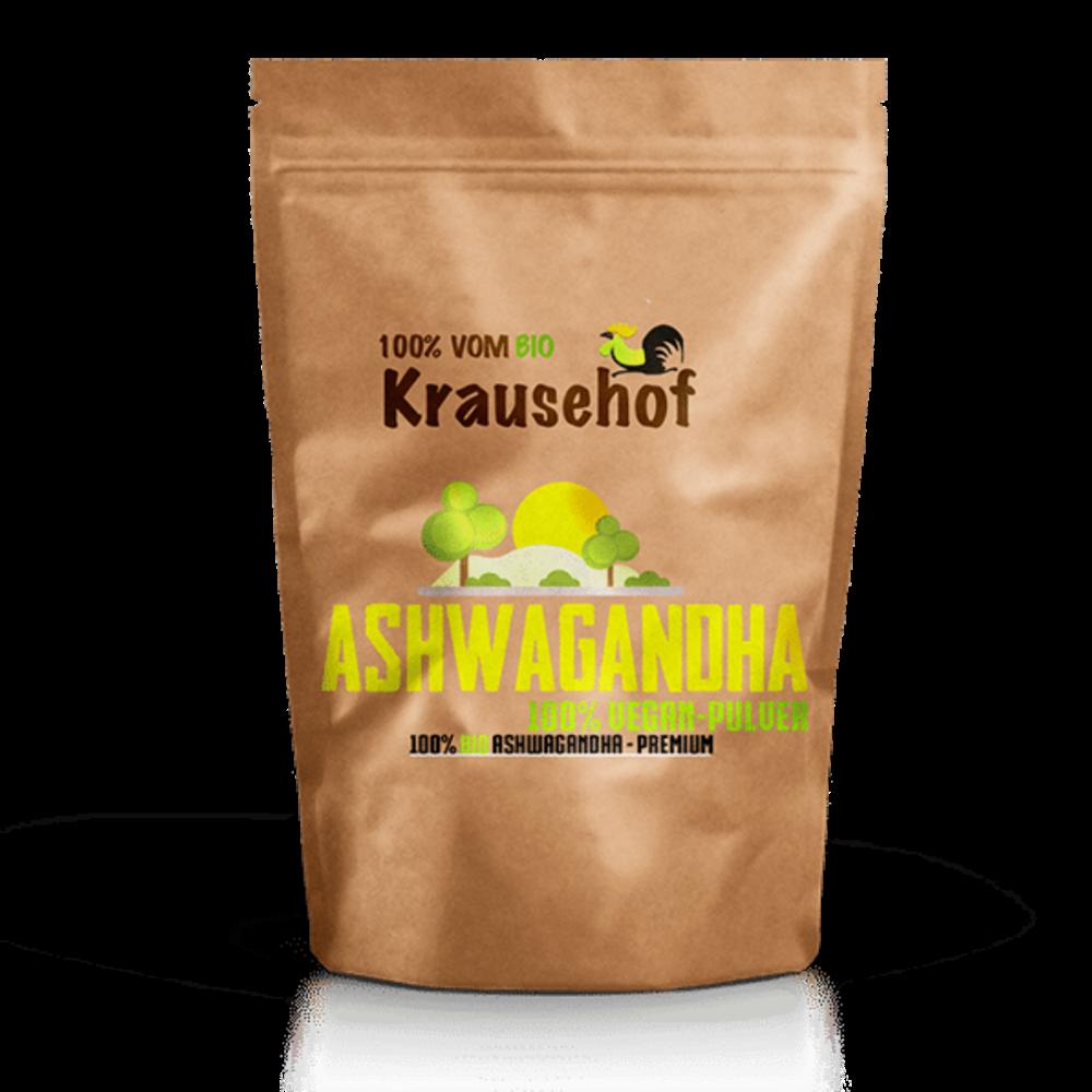 Krause Hof - Ashwagandha Pulver - 500g