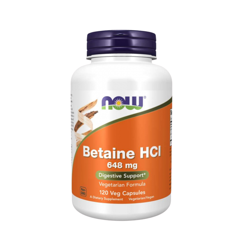 NOW Foods – Betaine HCL