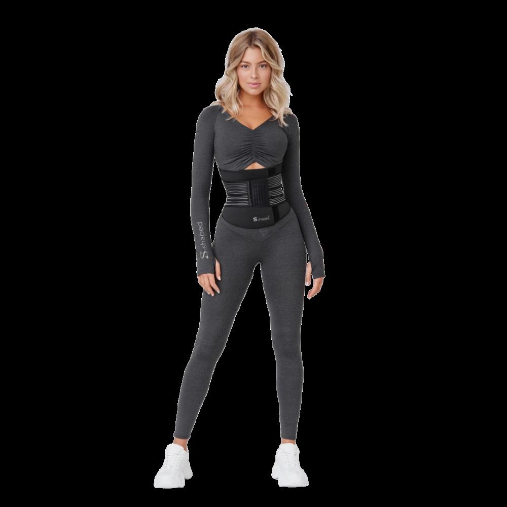 S-Shape - Fitness Belt - Waisttrainer 2.0