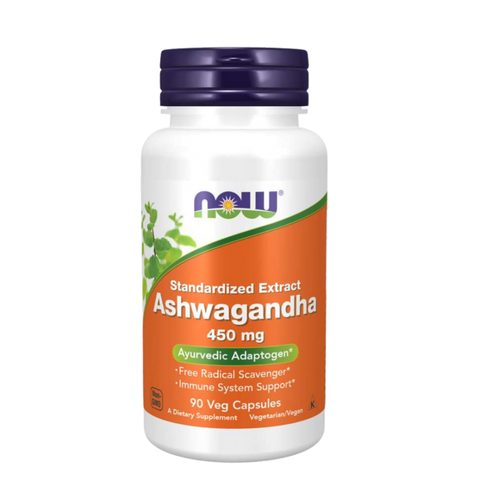 NOW Foods – Standardized Extract – Ashwagandha 450mg