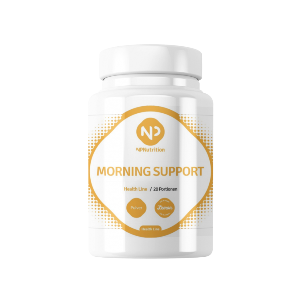 NP Nutrition - Morning Support