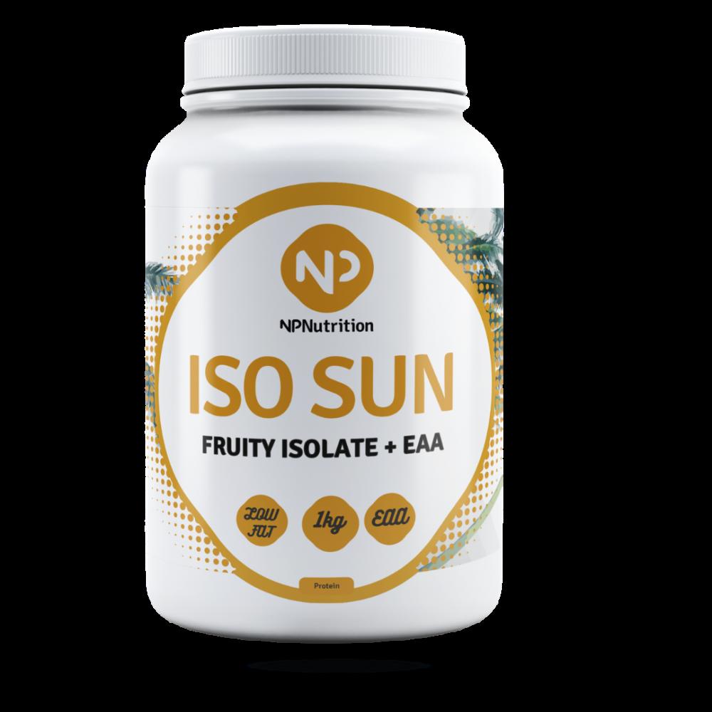 NP Nutrition - Iso Sun - Isolat + EAA