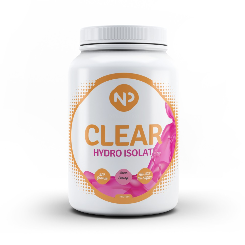 NP Nutrition - Clear Hydro Isolate 910g