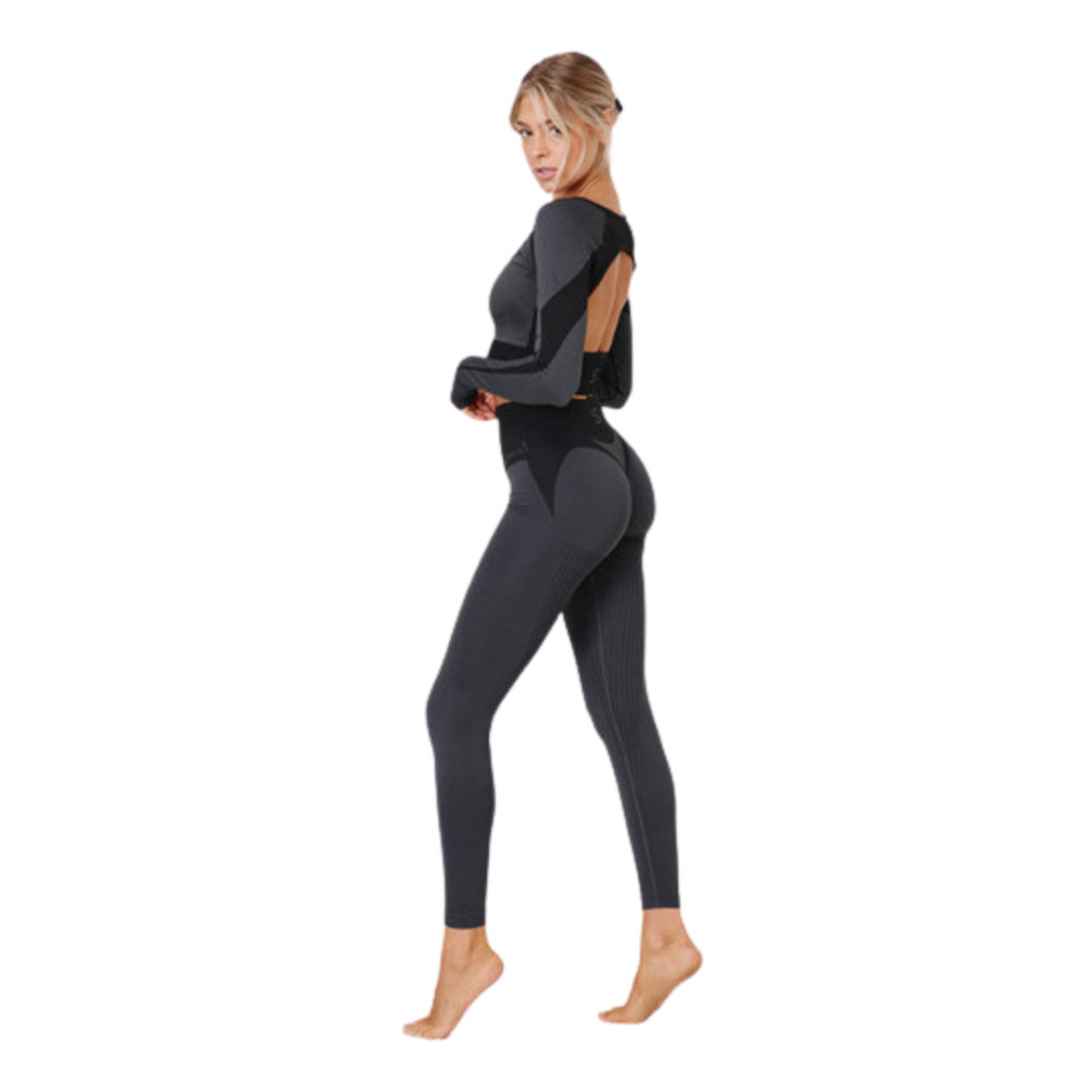 S-Shape - Seamless Body Sculpture Leggings Sienna