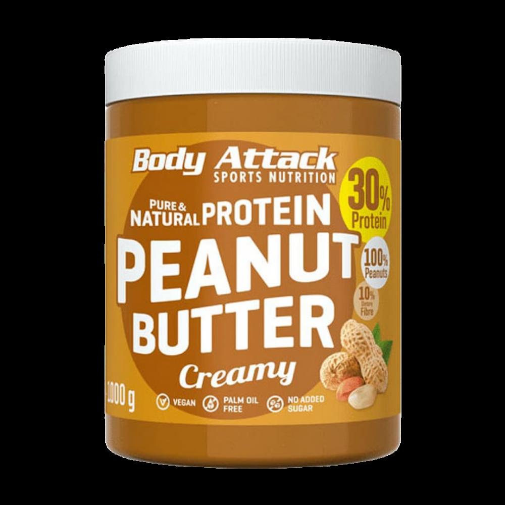 Body Attack - Peanut Butter