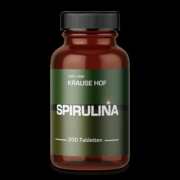 Krause Hof - Spirulina