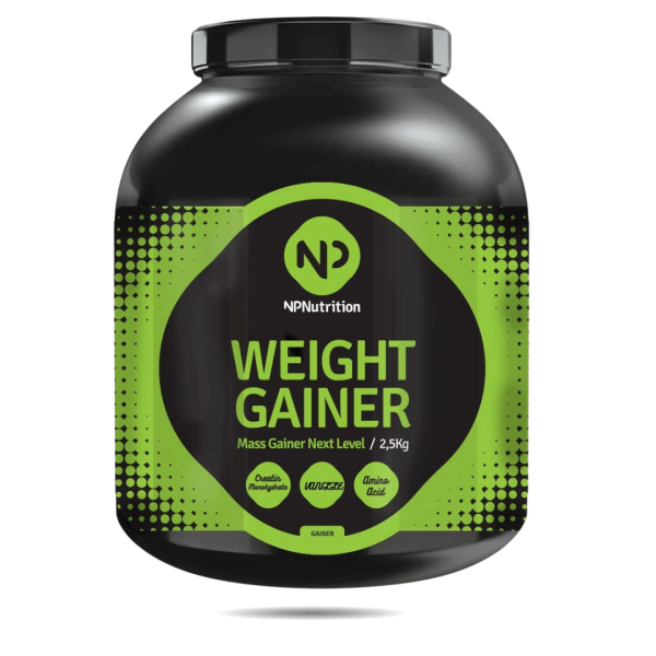 NP Nutrition - Weight Gainer