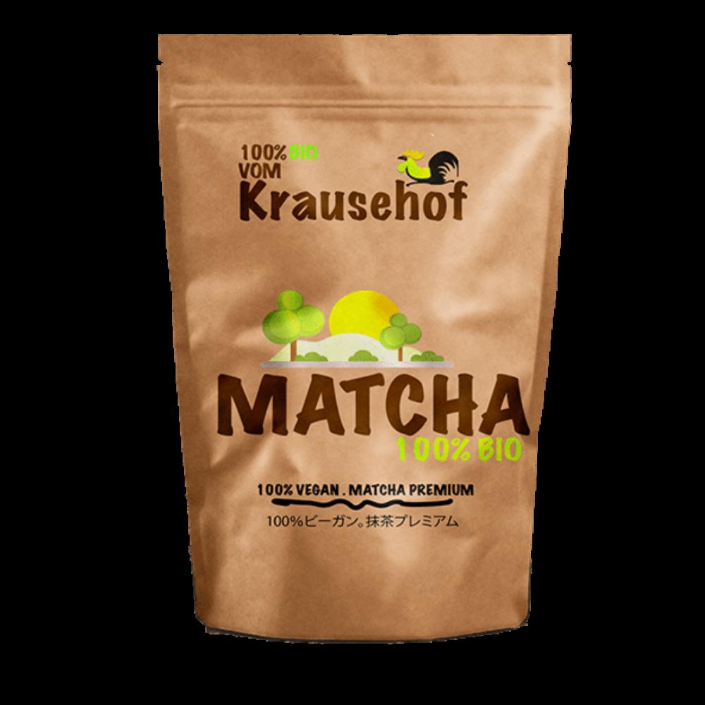 Krause Hof - Matcha Pulver