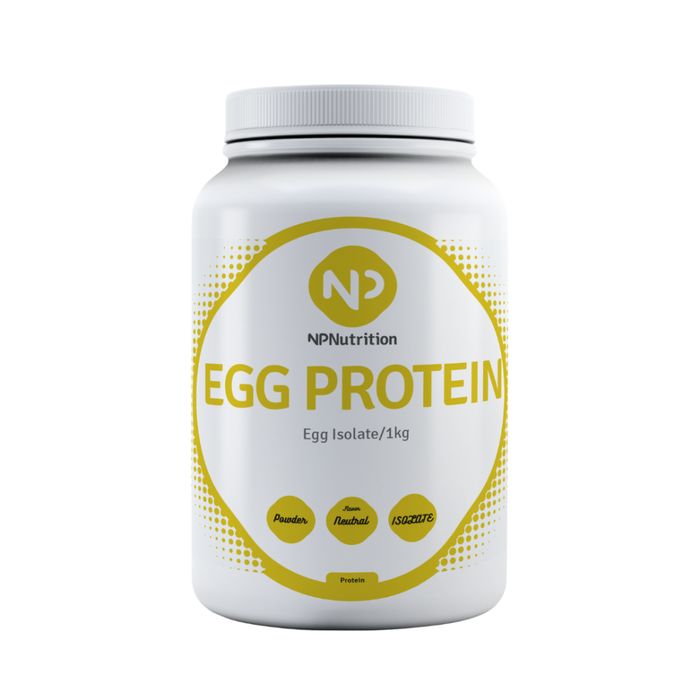 NP Nutrition - Egg Protein Isolate 1000g (Neutral)