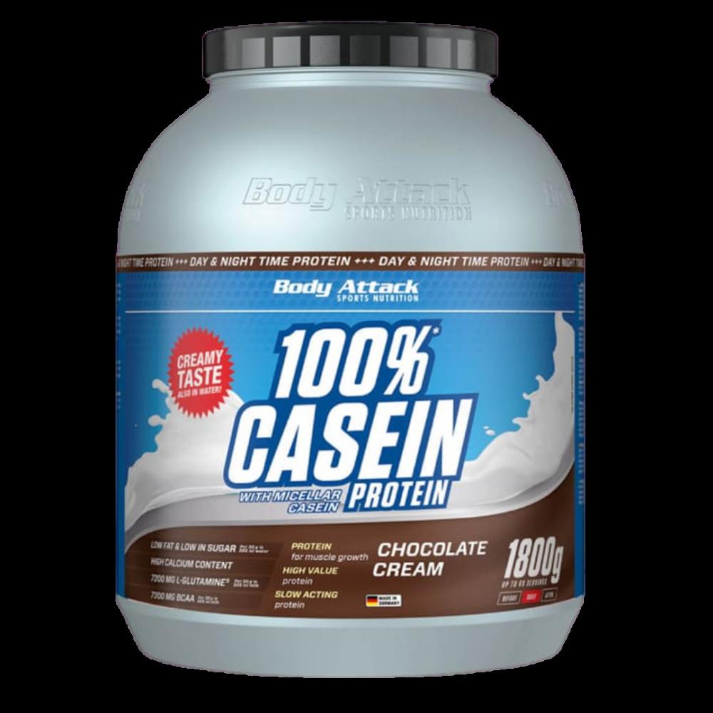 Body Attack - 100% Casein Protein