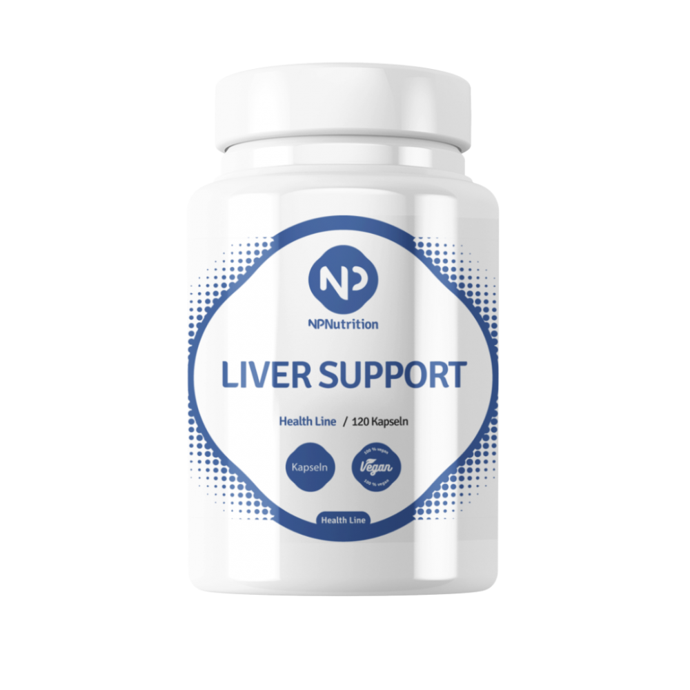 NP Nutrition - Liver Support