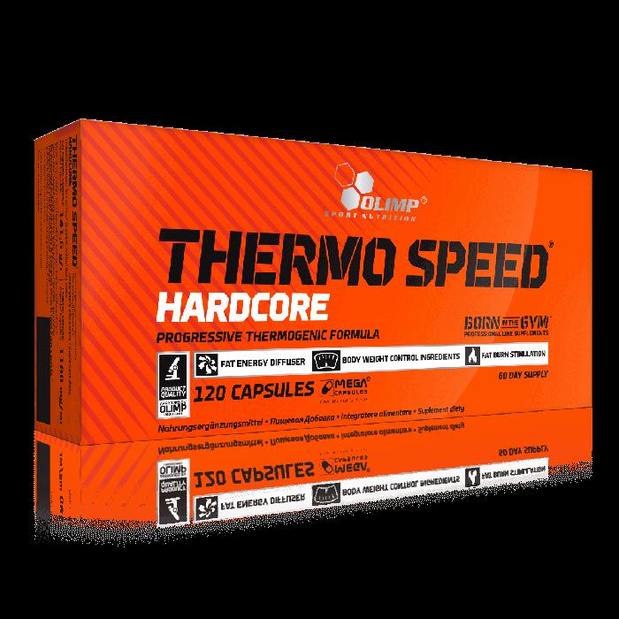 Olimp - Thermo Speed Hardcore Mega Caps