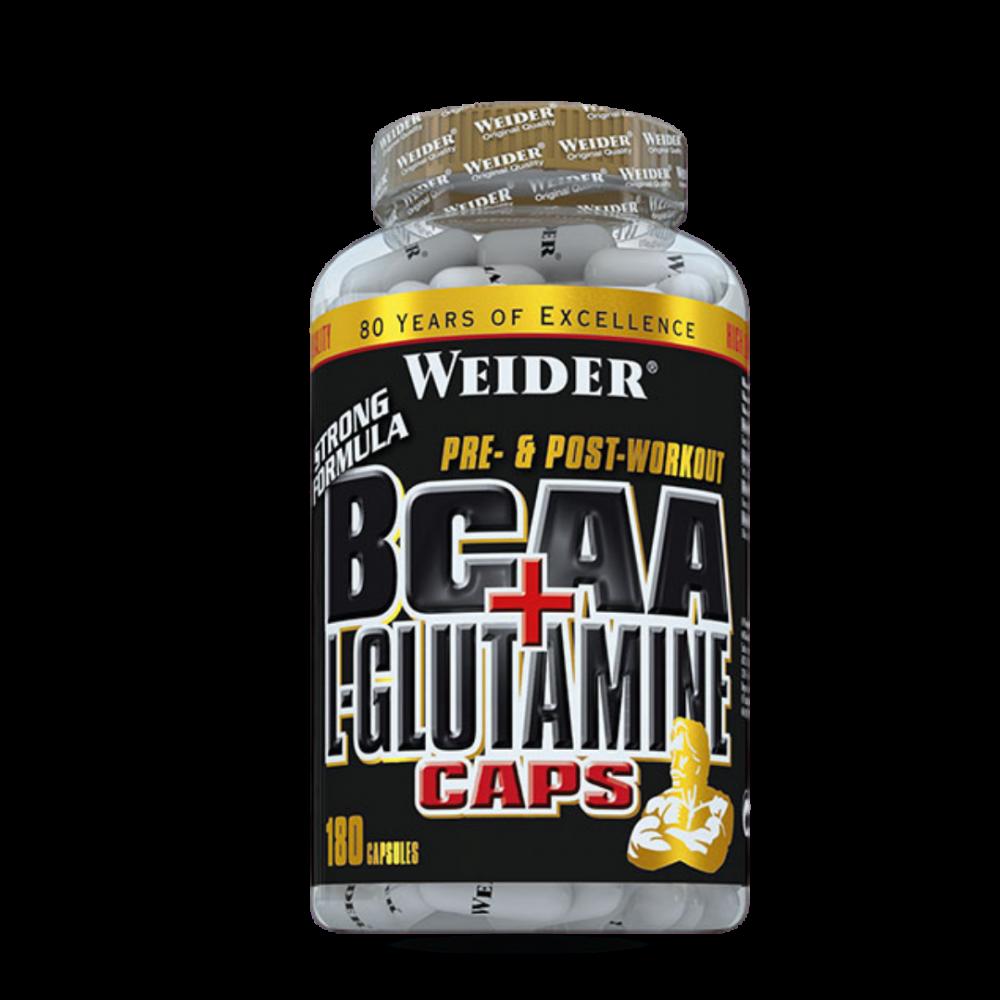 Weider - Bcaa + L-Glutamine