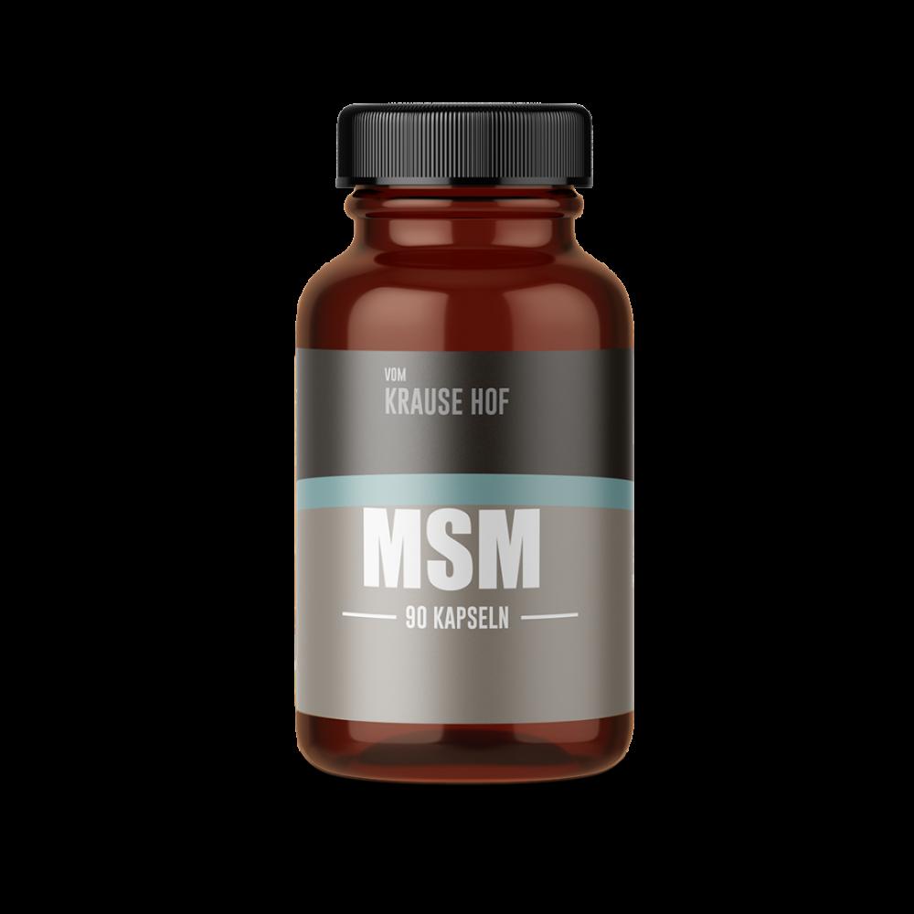 Krause Hof - MSM (Methylsulfonylmethan)