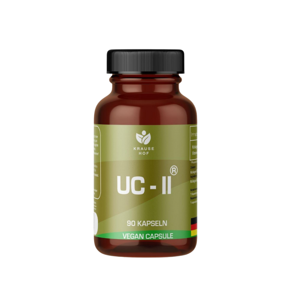Krause Hof - UC-II® undenaturiert Typ 2 Collagen