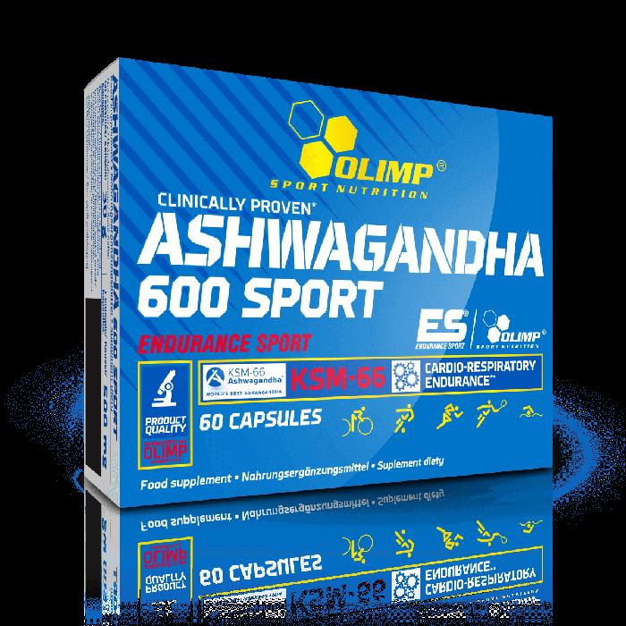 Olimp - Ashwagandha 600 Sport